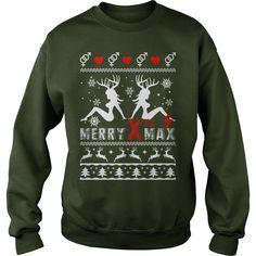 Merry Xxx Max christmas shirt