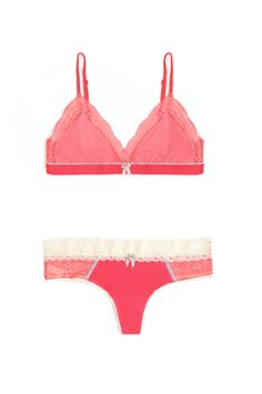 SANTOLINA String Bikinis, Salmon, Swimwear, Fashion, Dental Floss, Bathing Suits, Moda, Swimsuits, La Mode