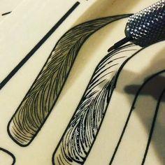 Practice makes perfect @microbladestudio  Instagram: microbladestudio