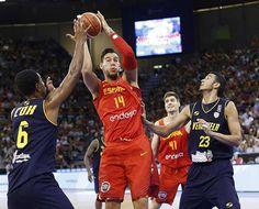 Baloncesto: Venezuela se enfrentará con España por segunda vez #Baloncesto #Deportes
