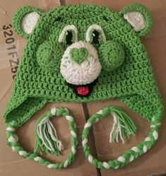 Care Bear hat