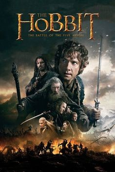 Rent The Hobbit: The Battle of the Five Armies and other new DVD releases and Blu-ray Discs from your nearest Redbox location. Or reserve your copy of The Hobbit: The Battle of the Five Armies online and grab it later. Streaming Movies, Hd Movies, Movies Online, Movies 2014, Popular Movies, The Hobbit Movies, O Hobbit, Bilbo Baggins, Thorin Oakenshield
