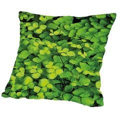 Americanflat Jardim Botanico II Throw Pillow Size: