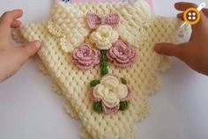 Elbise yakalı lif yapımı - Yakalı kese lif yapılışı Fingerless Gloves, Arm Warmers, Crochet Hats, Blanket, House, Ideas, Fashion, Fingerless Mitts, Knitting Hats