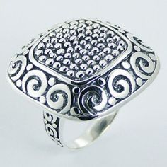DESIGNER SILVER RING NOW $54.95aus With FREE SHIPPING AUSTRALIA WIDE.. SAVE THIS PIN OR BUY NOW FROM LINK HERE .............  http://cgi.ebay.com.au/ws/eBayISAPI.dll?ViewItem&item=172301047241&ssPageName=ADME:L:LCA:AU:1123