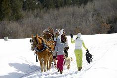 Adam's Rib Ranch, Vail Valley, Colorado Photo Gallery - Adam's Rib Ranch