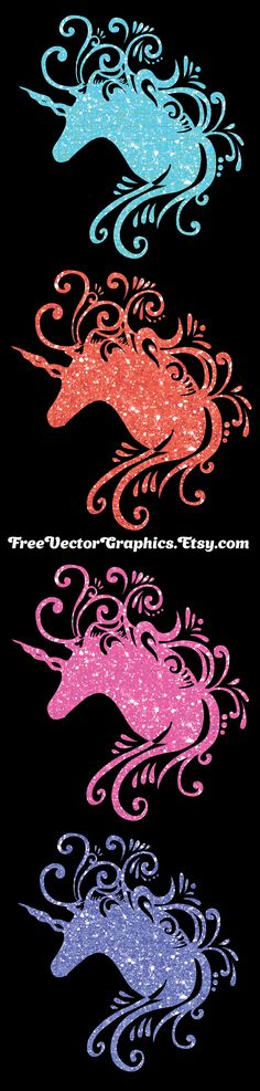 Glitter unicorn svg Head unicorn svg bundle Unicorn clipart Unicorn head clipart unicorn face svg unicorn Silhouette horse with horn unicorn  The designer of the store Free Vector Graphics, has developed Glitter unicorn clipart for you. Head unicorn files can use for a lot of purposes:  - for scrapbooking, decoupage, printing a mug or pillows; - for making digital paper; - for printing a backpack, vinil decal; - for printing a t shirt, case iphone; - for designed personal web site or blog…