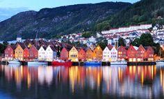 信じられないほどかわいい!一度は行きたい世界の「カラフルな町」15選 | RETRIP