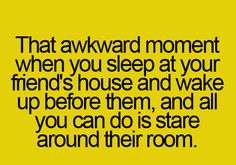 this used to happen to me all the time. ugh, how i hated this. lol
