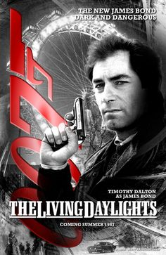 The Living Daylights (DVD)