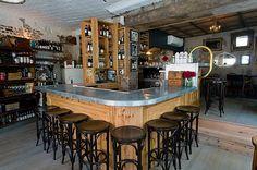 Joseph Leonard in the West Village, NYC Cafe Bar, Cafe Restaurant, Restaurant Design, Manhattan Restaurants, Ny Restaurants, Brunch Nyc, Waverly Place, West Village, Best Dining
