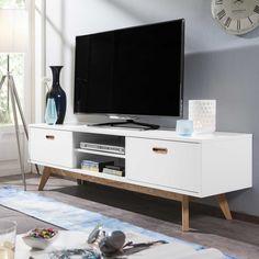TENZO Tv-Bank - TV Lowboards - Wohnwände & TV-Lowboards - Wohnzimmer - Möbel