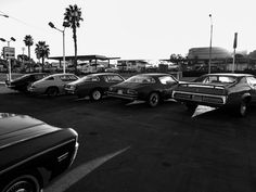 Cars Hedi Slimane Diary