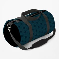 """""""Midnight blue lovers - Dark blue lovers -"""" Duffle Bag by ASO108108 