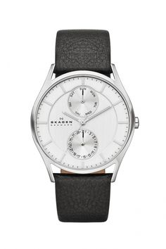 SKW6065 - Skagen Klassik heren horloge