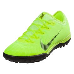the best attitude 83a15 a564e Nike Mercurial Vapor XII Pro TF Artificial Turf Soccer Cleat  VoltBlack-12.5 Artificial