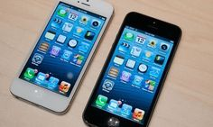 iPhone 5 smartphone is undeniably the most phenomenal year. With a 4-inch display, Apple has put a cutting-edge smartphone that has many capabilities.