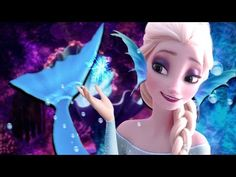 ELSA MERMAID - YouTube