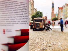 Café Buzz on the Długi Targ street → Gdańsk