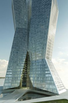 Busan-Millennium-Tower-Business-Center-WBCB-Asymptote Architecture-01-
