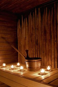 The Sauna culture is very well recognized and famous all over the world because of its health benefits. In winter time, people are less active and many