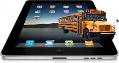 How does your school use iPads? Some ideas here about using iPads in the classroom.