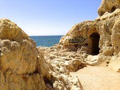 Algar Seco, Algarve, Portugal #Travel Follow the adventures www.thelostlondoner.com