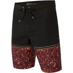 ONeill Mens Hyper Freak ULU Party Board Short Burgundy 32 ** Click the swimwear image to view the details