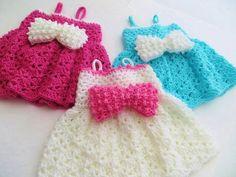 Crochet Baby Dress Pattern Pdf Pattern Crochet Sun dress