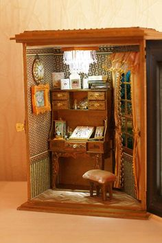 38 best mini roomboxes images in 2019 dollhouses baby doll house rh pinterest com