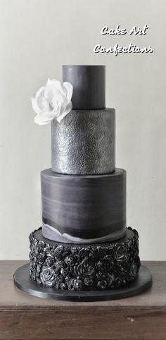 (Almost) 50 Cakes of Grey by Rachel Veneracion