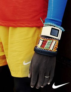 Julia Noni shoots Kenyan runners for Nike | #primary #colours