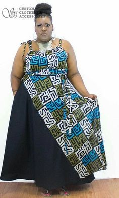 Classy and Chic Ankara Styles for Our Plus Size Ladies. ~ AfroFashionStyle Classy and Chic Ankara Styles for Our Plus Size Ladies. ~ AfroFashionStyle Source by lemeaj African Print Dresses, African Fashion Dresses, African Wear, African Dress, African Girl, Womens Maxi Skirts, Printed Maxi Skirts, Afro, Kitenge