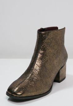 Vagabond DAISY - Ankle Boot - gold - Zalando.de