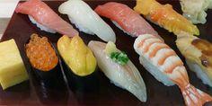 #Sushi #sake
