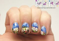 basecoat-topcoat:  HOLLYWOOD SIGN - P.O.T.W. - Essie - Lapis of...