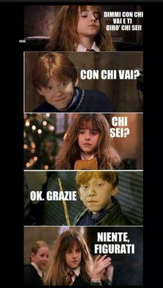 Harry Potter Tumblr, Harry Potter Anime, Harry Potter Hermione, Harry Potter Love, Harry Potter Fandom, Harry Potter Memes, Draco Malfoy, Funny Scenes, Funny Moments