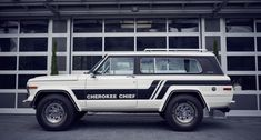 Looking for the Jeep Cherokee of your dreams? There are currently 3 Jeep Cherokee cars as well as thousands of other iconic classic and collectors cars for sale on Classic Driver. Cherokee Car, Jeep Cherokee For Sale, Cherokee Chief, Jeep Wagoneer, Jeep Xj, Jeep Truck, Garage Prices, 4x4, Mitsubishi Pajero