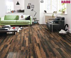 Az egészséges és meleg parafa padló