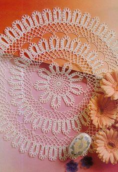 Kira scheme crochet: Scheme crochet no. 1433