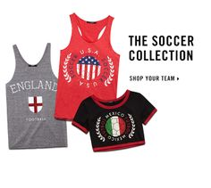 Get everything you need to support your team here! #F21Score OMG @Mimi Postigo