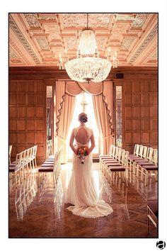 athletic club of columbus wedding | The Athletic Club of Columbus, Wedding Ceremony & Reception Venue ! #SoColumbus | www.SocialColumbus.com