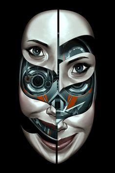 Future Face by Billy Nunez