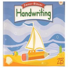 """Zaner Blouser Handwriting 2C Student Workbook """"A"""" condition books for a """"B"""" condition price! Item #: ZB0736751452 Retail Price: $20.0 Our Price: $10.00"""