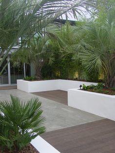 Landscape architecture terrace building Ideas for 2019 Tropical Backyard, Tropical Landscaping, Modern Landscaping, Backyard Landscaping, Garden Design Images, Landscape Design Plans, Landscape Architecture, Hillside Garden, Terrace Garden