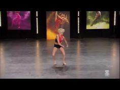 Malece Miller Vegas Solo So You Think You Can Dance Season 10 - YouTube