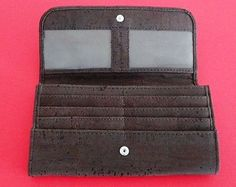 Promotional #Offer! Handmade Cork Women Wallet Brown is available at $57.0 http://www.ebay.com/itm/Handmade-Cork-Women-Wallet-Brown-/221808443146 #wallets
