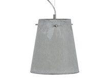 Ira, suspension, gris béton