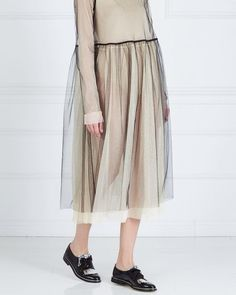 Смелее носите прозрачные платья из тюля: это может быть красиво! (фото) - Домашний очаг