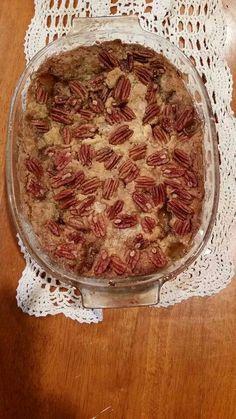 Butter Pecan Apple Dump Cake